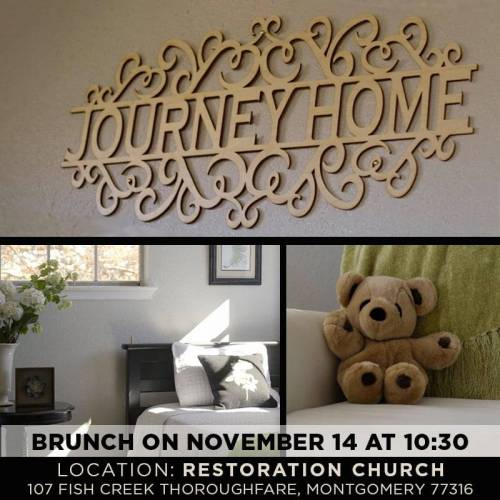 """""""Coffee Connection"""" Brunch on November 14 at 10:30"""